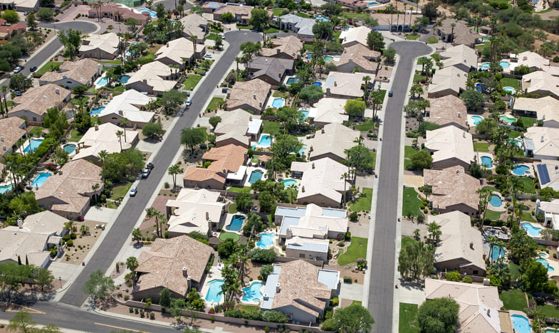 To Rent or To Buy A Home In Arizona